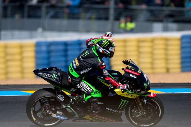 Đua xe MotoGP: Bật khóc với cú ngã của huyền thoại - 1