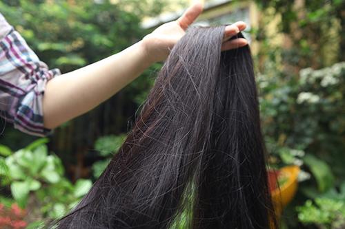 Chiêm ngưỡng mái tóc dài nhất Việt Nam, tỏa hương kỳ lạ - 8