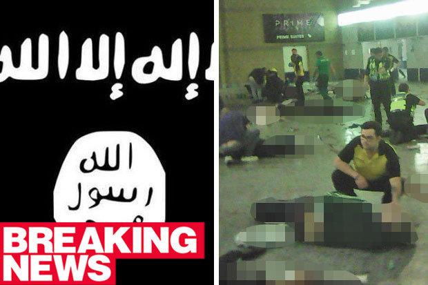 IS nhận trách nhiệm vụ khủng bố đẫm máu ở Manchester - 1