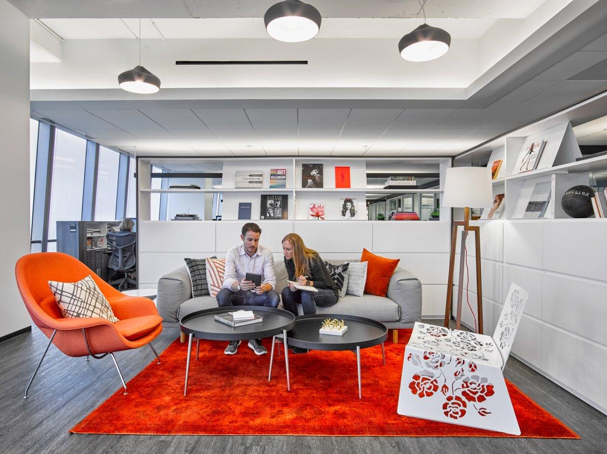 Văn phòng làm việc đẹp như mơ của hãng mỹ phẩm lớn nhất TG - 4