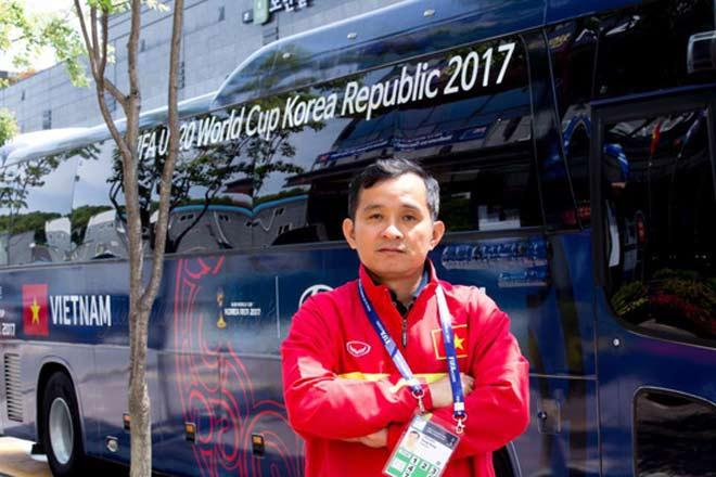 """Bác sĩ U20 Việt Nam ngạc nhiên vì """"những cậu nhóc mê games"""" - 2"""