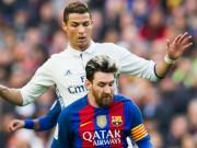 Bóng đá - Đội hình hay nhất châu Âu: Có Messi, không Ronaldo
