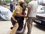 Tin tức trong ngày - Truy bắt nhóm đối tượng tấn công CSGT
