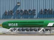 """Mỹ phát triển phiên bản mới của  """" Mẹ các loại bom """""""