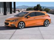 Chevrolet Cruze 5 cửa máy dầu có giá 560 triệu đồng