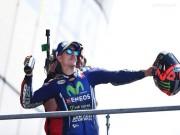 Đua xe MotoGP: Bật khóc với cú ngã của huyền thoại