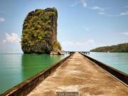 Đảo thiên đường với quá khứ đen tối ở Thái Lan