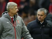 Bóng đá - Arsenal – Wenger khủng hoảng: Chỉ Mourinho mới cứu nổi