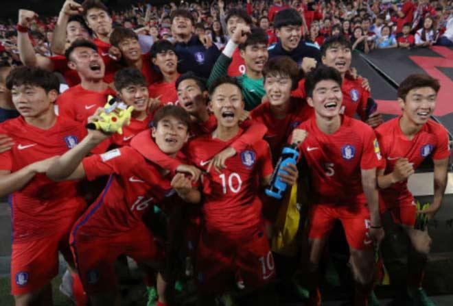 """U20 World Cup: """"Messi Hàn"""" ghi siêu phẩm solo kiểu Maradona"""