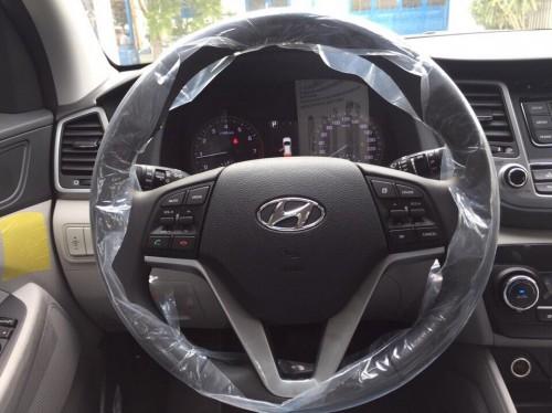 Hyundai Tucson 2017 về Việt Nam với bộ mâm mới - 4