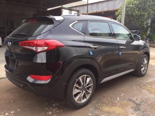 Hyundai Tucson 2017 về Việt Nam với bộ mâm mới - 6
