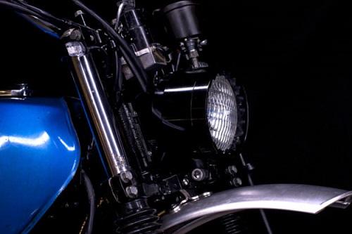"""Ngắm vẻ đẹp đầy """"ma mị"""" của Yamaha TW200 - 5"""