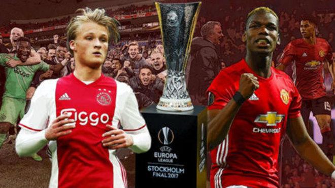 MU – Ajax Amsterdam: Thiên đường cách một bước chân - 1