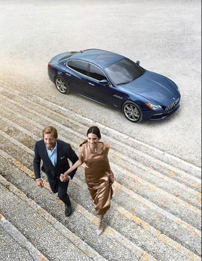 Maserati - Lựa chọn của người tin vào giá trị tự thân - 1