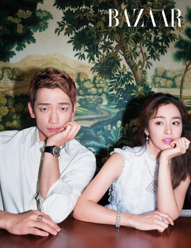 Tò mò em bé của Kim Tae Hee, Bi Rain sẽ đẹp tới mức nào? - 1
