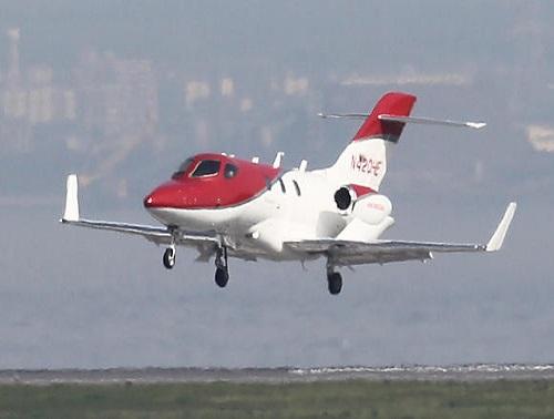 Honda Motor sẽ bán máy bay tại Việt Nam - 1