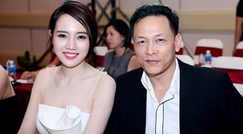 """Đạo điễn Ngô Quang Hải tự tin vẫn phong độ """"ác liệt"""" trước vợ trẻ hơn 25 tuổi - 1"""
