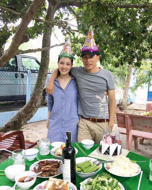 """Đạo điễn Ngô Quang Hải tự tin vẫn phong độ """"ác liệt"""" trước vợ trẻ hơn 25 tuổi - 3"""