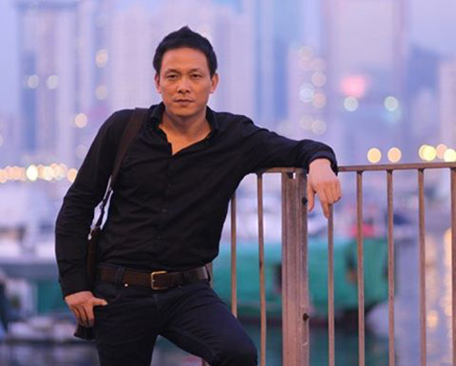 """Đạo điễn Ngô Quang Hải tự tin vẫn phong độ """"ác liệt"""" trước vợ trẻ hơn 25 tuổi - 2"""