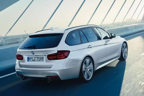 BMW 3-Series 2018 được bổ sung 3 phiên bản mới - 2
