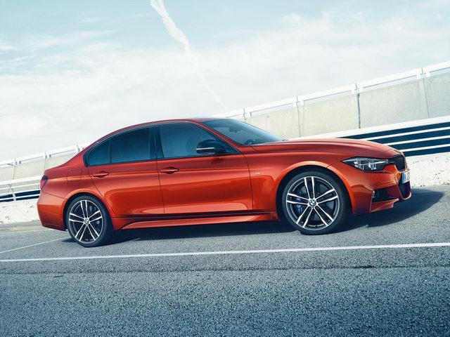 BMW 3-Series 2018 được bổ sung 3 phiên bản mới - 4