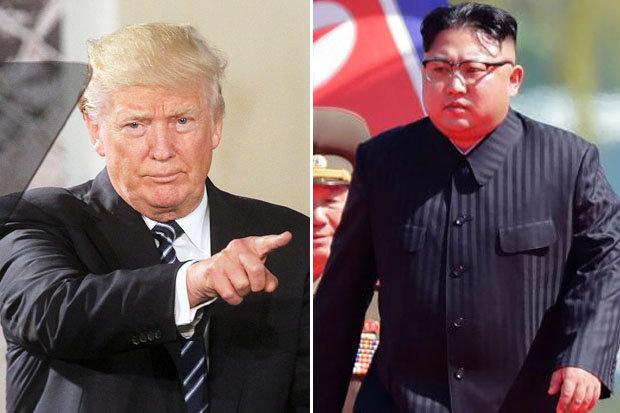 Chuyên gia: Có dấu hiệu Mỹ sẽ tấn công Triều Tiên - 1