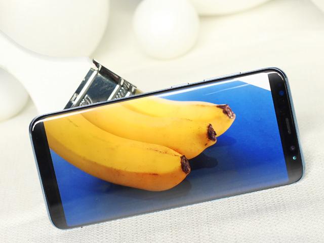 Samsung tung bộ ảnh Galaxy S8 và Galaxy S8+ cực đẹp