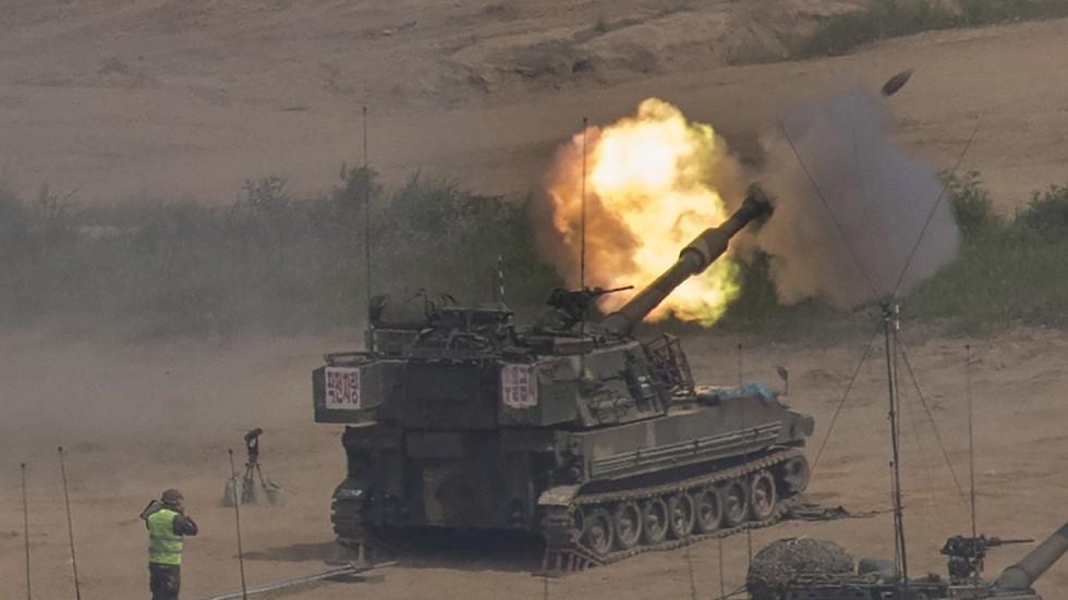 Vật thể khiến Hàn Quốc nã 90 phát đạn về phía Triều Tiên - 1