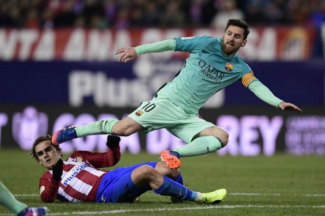 """Barca biến động: HLV mới """"trảm"""" Messi, thế bằng Griezmann - 2"""