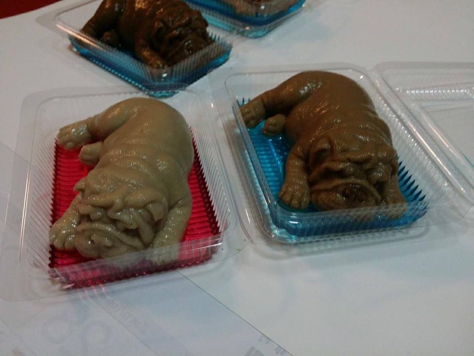 Món bánh cún con trông như thật khiến cư dân mạng dậy sóng - 5