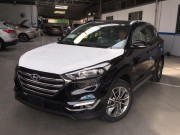 Hyundai Tucson 2017 về Việt Nam với bộ mâm mới