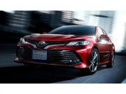 Toyota Camry 2018 sắp ra mắt Việt Nam xuất hiện