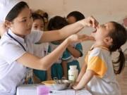 """Báo động trẻ em Việt Nam rơi vào  """" nạn đói tiềm ẩn """""""