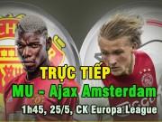 MU - Ajax Amsterdam: Thiên đường cách một bước chân