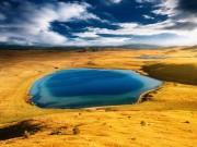Cả Trái đất bỗng chốc thu bé lại vừa bằng đất nước xinh đẹp này!