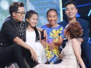 Ca nhạc - MTV - Cô bé 10 tuổi khiến Dương Triệu Vũ, Cẩm Ly tranh giành quyết liệt