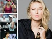 """Roland Garros: Sharapova và nguy cơ sạch bóng  """" hoa khôi """""""