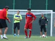 Bóng đá - U20 Việt Nam xoay đội hình đấu với Pháp?