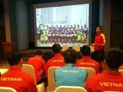 HLV Hoàng Anh Tuấn: U20 Việt Nam không phải sợ ai cả