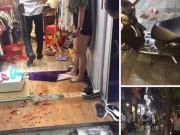 An ninh Xã hội - Vụ đôi nam nữ bị chém ở shop quần áo: Nghi phạm là chồng nạn nhân