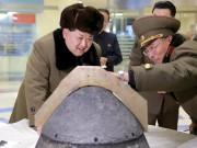 Thế giới - Nhật Bản cảnh báo Mỹ-Hàn về tên lửa Triều Tiên