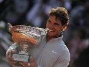 """Thể thao - Roland Garros: Nadal khát """"Decima"""" nhưng lo khủng bố"""