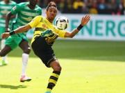 Bàn thắng đẹp V34 Bundesliga: Aubameyang đọ tài Lewandowski