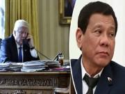 Ông Donald Trump nói Mỹ có hỏa lực gấp 20 lần Triều Tiên