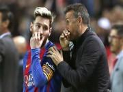 """Barca biến động: HLV mới  """" trảm """"  Messi, thế bằng Griezmann"""