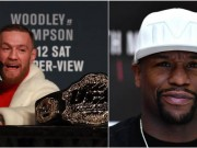 Thể thao - Boxing tỷ đô: Mayweather quá cừ, McGregor sẽ vỡ mặt
