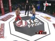 Thể thao - MMA: 19 giây, 2 cú đá võ sĩ Muay Thái hạ đẹp boxing