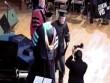 """Clip hài: Những pha  """" sảy chân """"  trong ngày tốt nghiệp"""