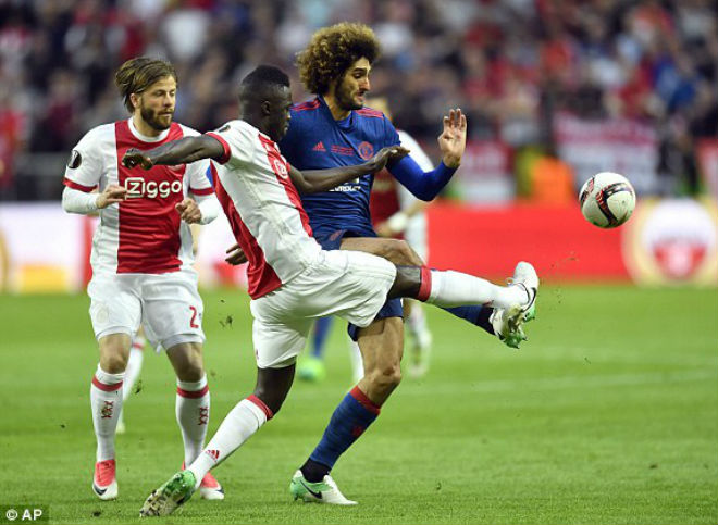 MU - Ajax Amsterdam: Siêu phẩm định đoạt ngôi vương - 1