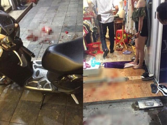 Chồng truy sát vợ ở Hàng Bông: 1 nạn nhân đã tử vong